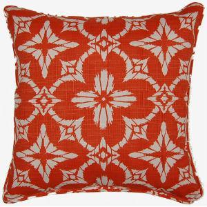 Aspidoras Coral Outdoor Pillow 17in X 17in