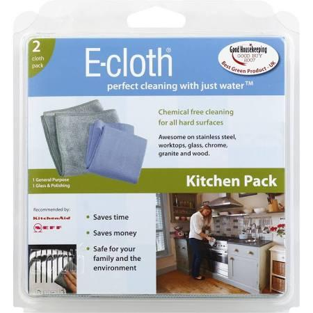 Kitchen Cleaning 2 Cloths (pack)