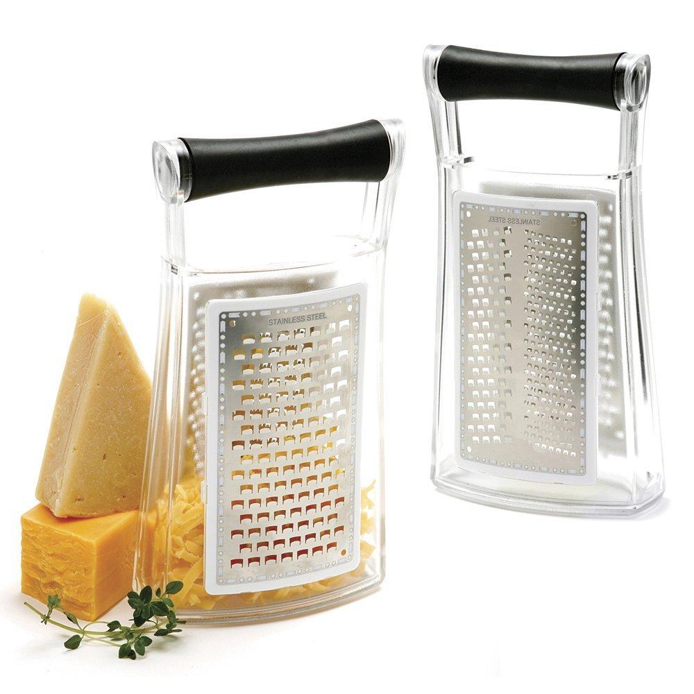 Cheese Grater Standing With Catcher
