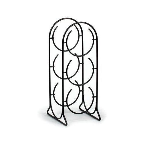 Wine Bottle Holder Rack 3 Black