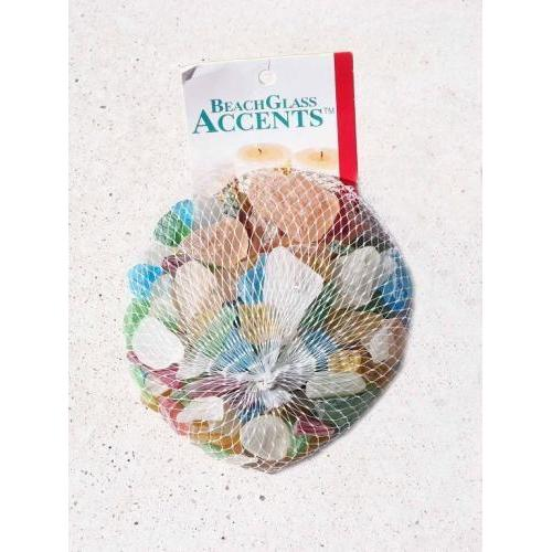 Garden Beach Glass Asst. Colors