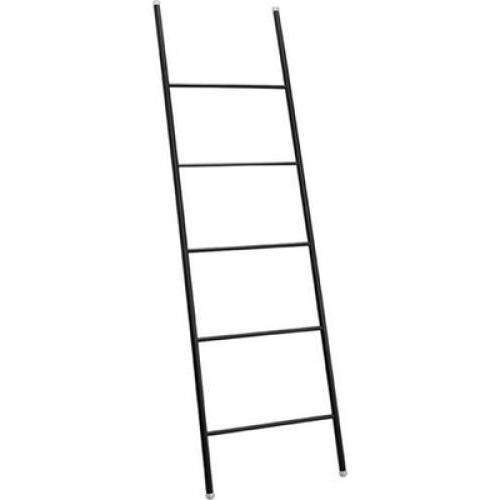 Forma Towel Ladder Matte Black