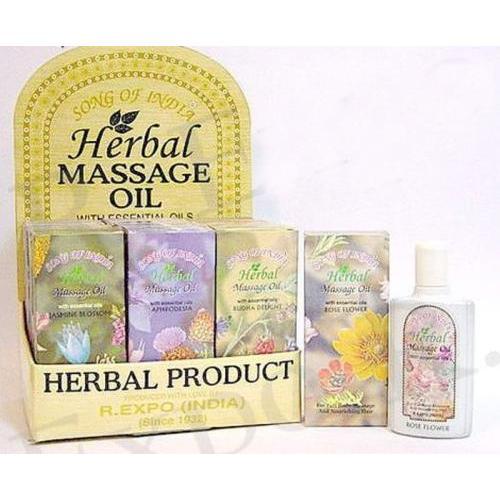 Massage Oil Patchouli