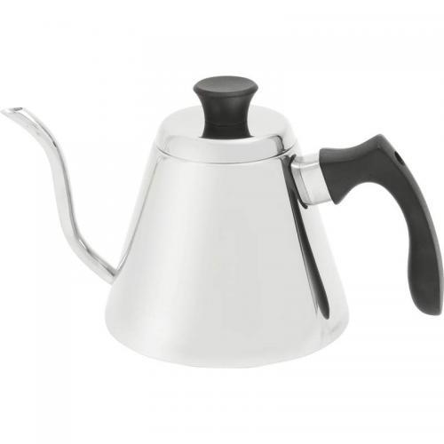 Tea Kettle Stainless Steel Control Pour