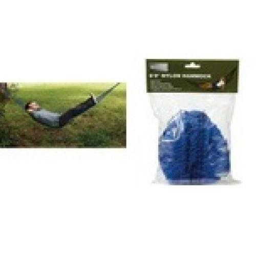 Hammock 6ft 9in Nylon Netting (maxam)