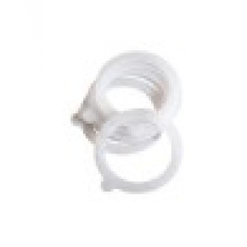 Replacement Jar Gasket Silicone White Pack Of 6