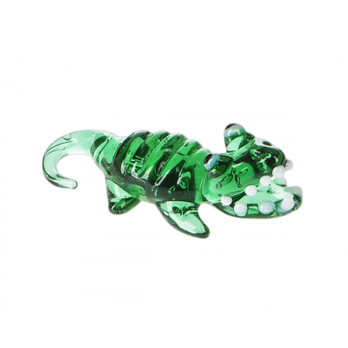 Glass Animal Crocodile