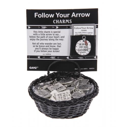 Pocket Charm - Follow Your Arrow