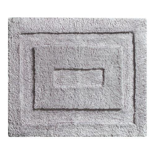 Bath Mat Spa Rug Small Grey
