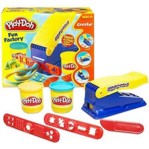 Playdoh Basic Fun Factory