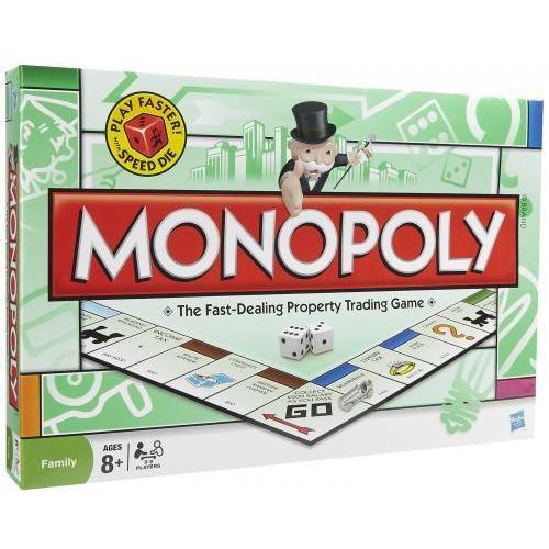 Boardgame Monopoly