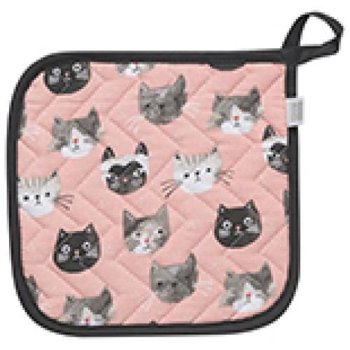 Pot Holder Cats Meow