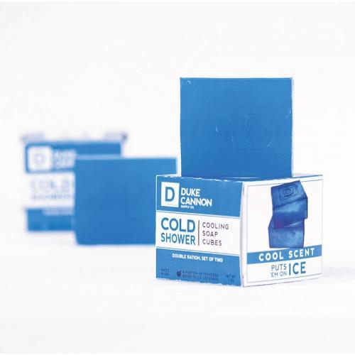 Cold Shower Cooling Soap Cubes 2-pack