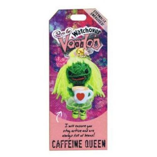 #14 Watchover Voo Doo Doll Caffeine Queen