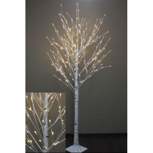 Birch Branch Led 7 Feet Tall