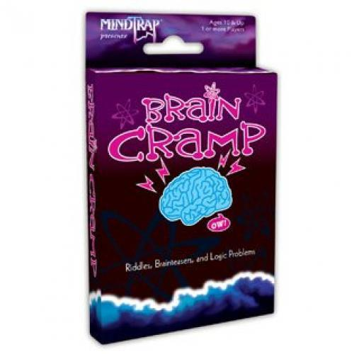 Card Game Mindtrap: Brain Cramp
