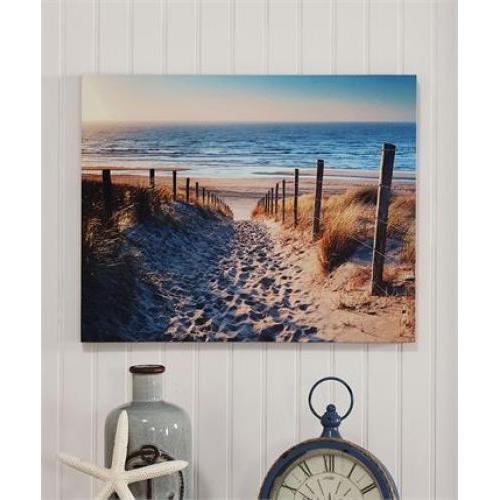 Canvas Print Beach Design