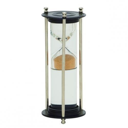 Sand Timer 4in W  11in H