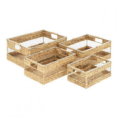 Basket Hyacinth 20in-29.99 18in-26.99 16in-22.99 13in-19.99