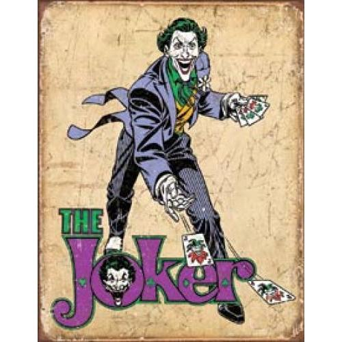 Tin Sign - Joker