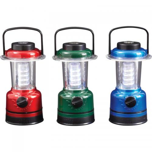 Lantern 12-led 6.25 In.x3.75 3aa Batteries Included