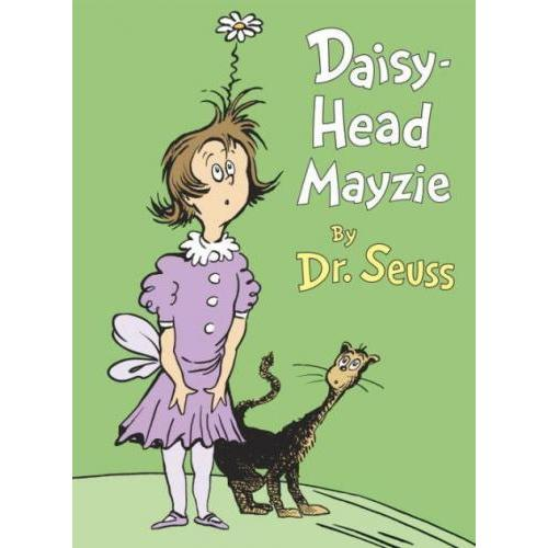 Dr. Seuss Book Daisy Head Mayzie 8x10.875