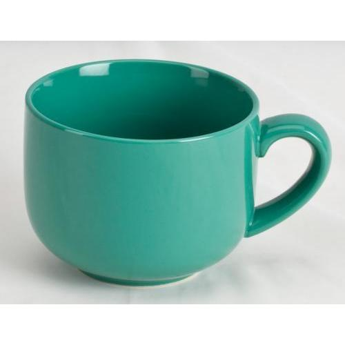 Mug Cafe Jumbo Bright 24oz Blue-teal