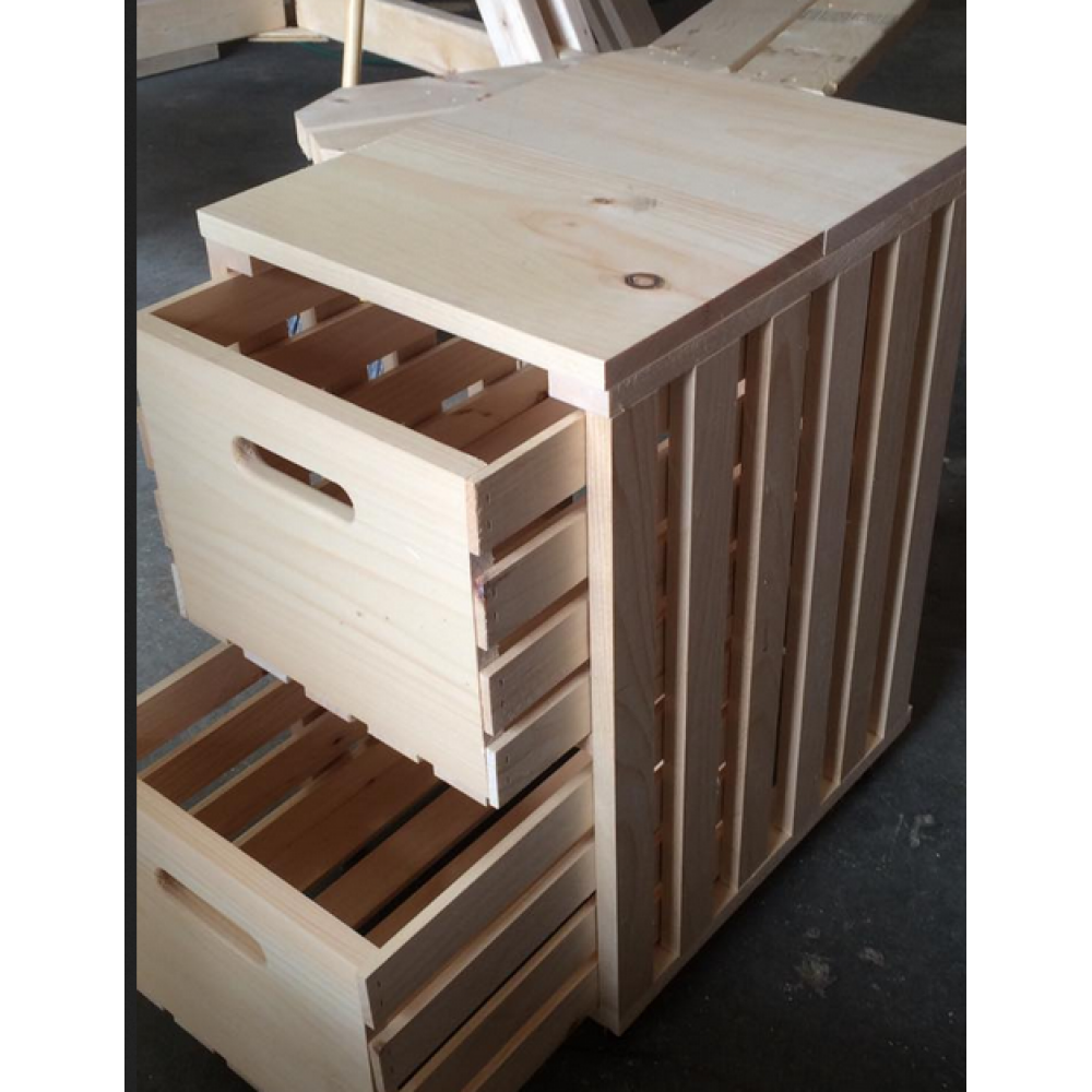 End Table 2 Drawer