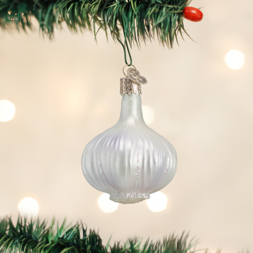 Christmas Ornament Garlic