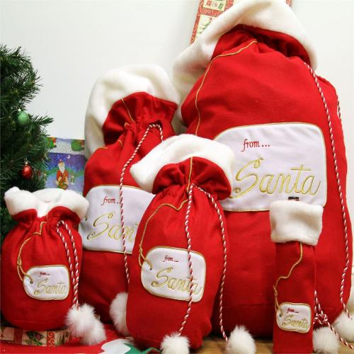 Christmas Gift Bag Santa Sack Large