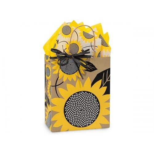 Gift Bag Cub Sunflower Fields