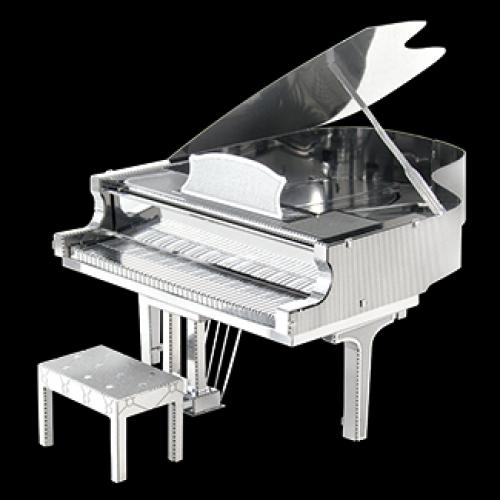 Metal Model Kit Grand Piano