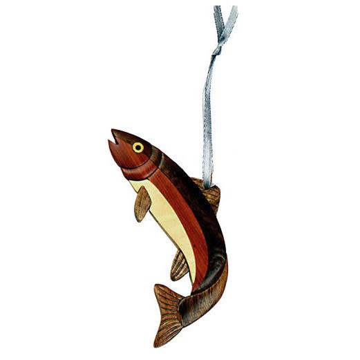Ornament - Trout Fish
