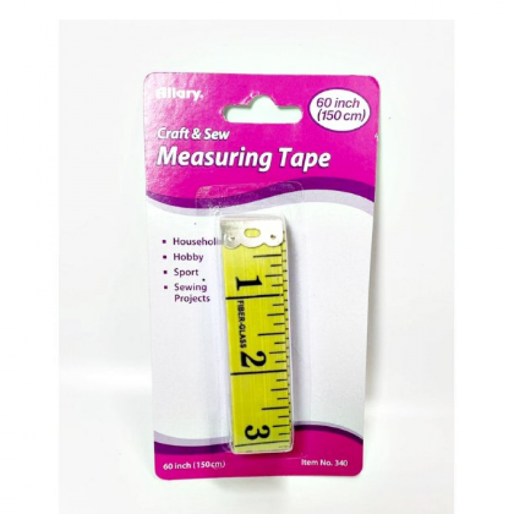 Measuring Tape Flexible For Sewing 60 Inch or 150 Centimeters