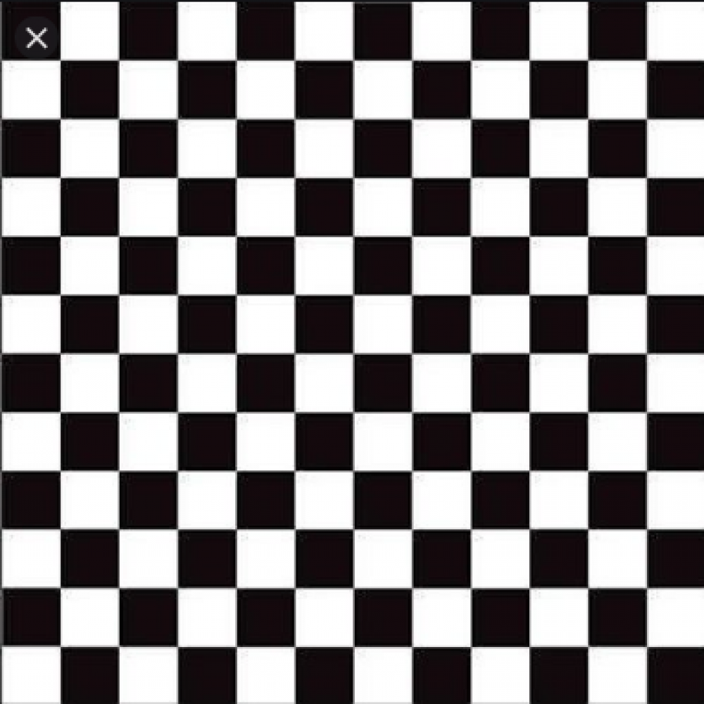 Contact Self Adhesive Deco Covering Con-Tact 3 Yard Roll Boardwalk Black and White Check