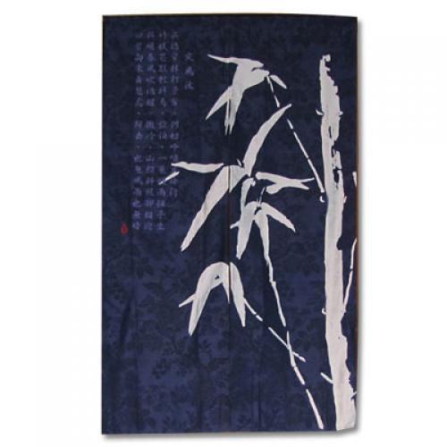 Door Curtain/bamboo Design