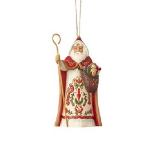 Ornament Jim Shore Austrian Santa