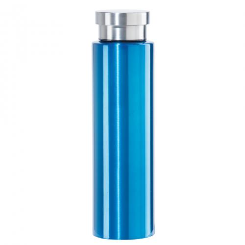 Travel Water Bottle Stainless Steel Sport Cosmo Lustre 17oz Blue