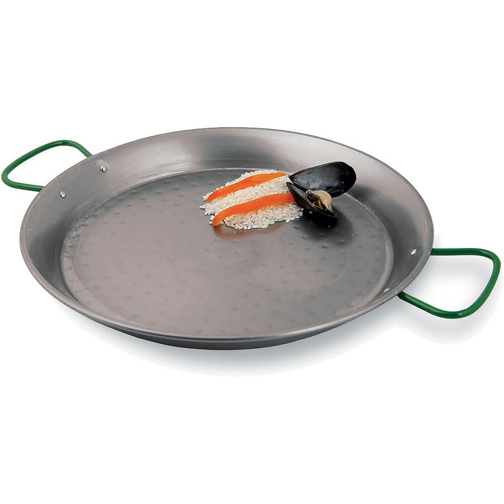 Paella Pan Carbon Steel 18.5in