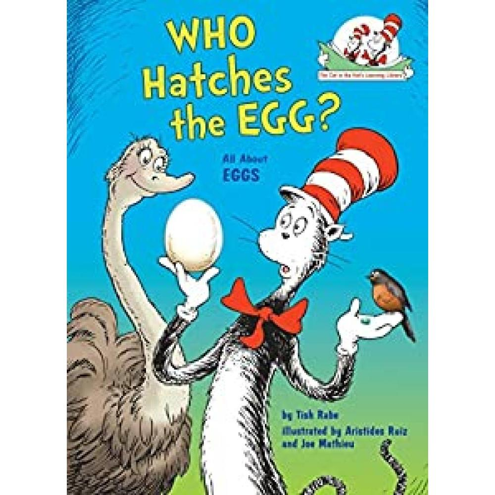 Dr. Seuss Book Who Hatches The Egg?