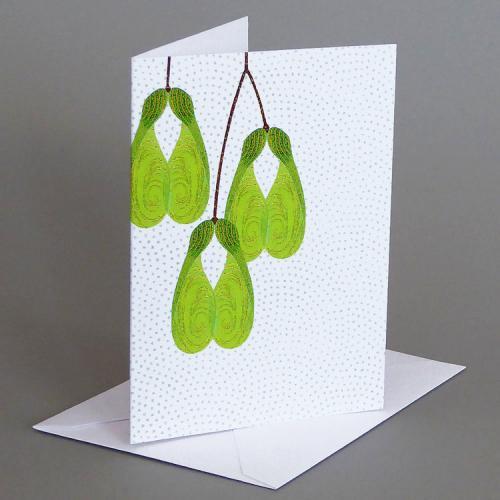 Vermont Artist - Maple Seeds