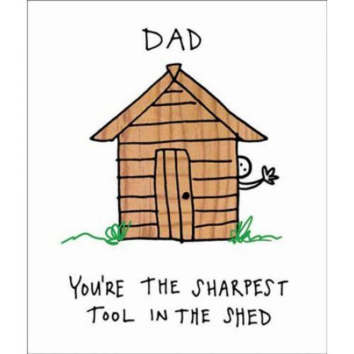 Father\'s Day - The Sharpest Tool