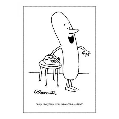 Any Occasion - New Yorker - Cookout