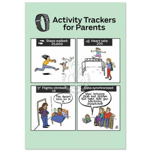 Mother\'s Day - Parents Activities Tracker