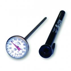 Kitchen Thermometer Analog Instant Read Pro