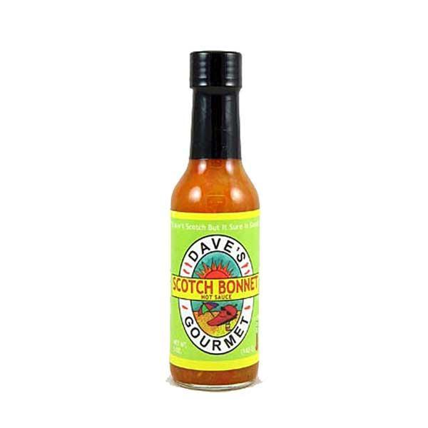Barbecue Hot Sauce Scotch Bonnet