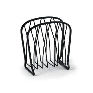 Napkin Holder Blk