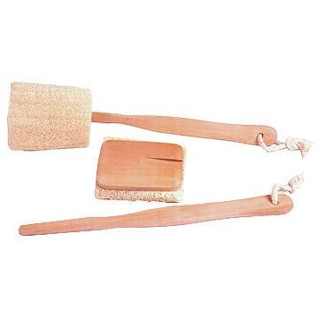 Loofah W/detachable Handle