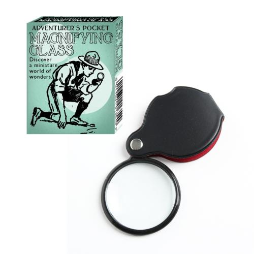Adventurers Magnifying Glass
