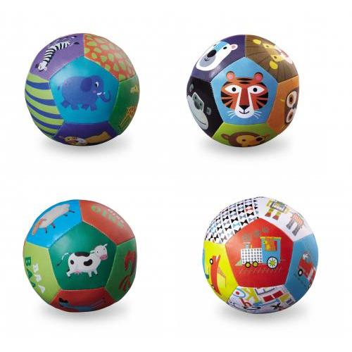 Soft Infant Ball 5in Assortment